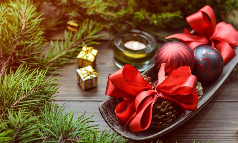 Eindejaarsgeschenken kerstpakketten