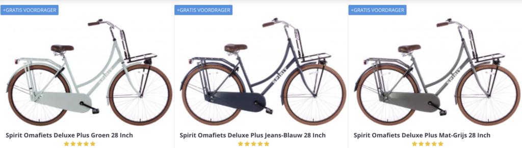 City-Bikes ervaringen