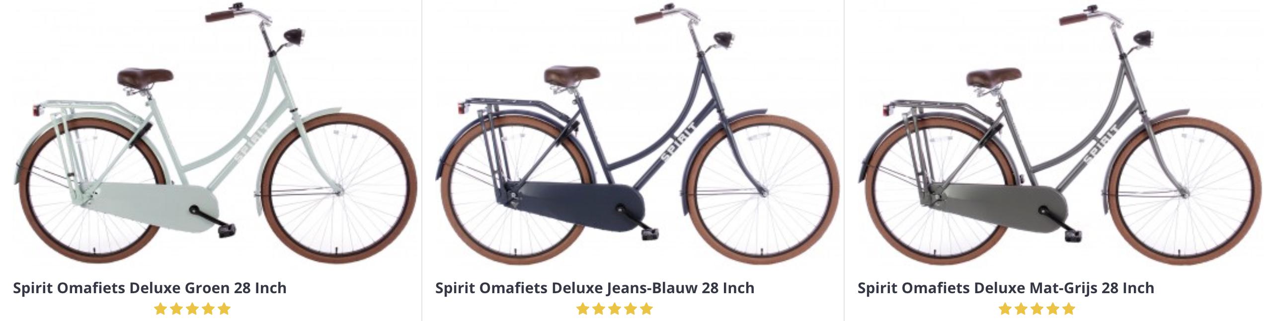 Elektrische fietsen kopen